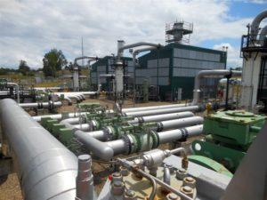 Station compression gaz
